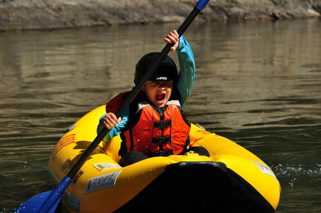 Don't Let Your Kids Grow Up to Be River Guides