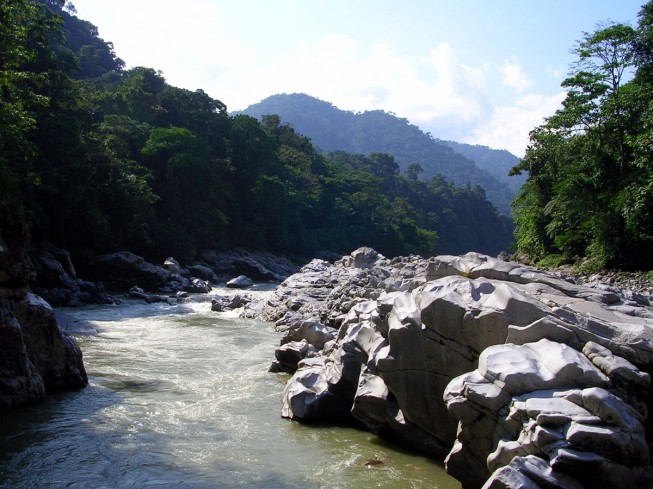 Jondachi River_Ecuadorian Rivers Institute