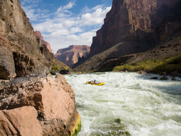 Grand Canyon rafting