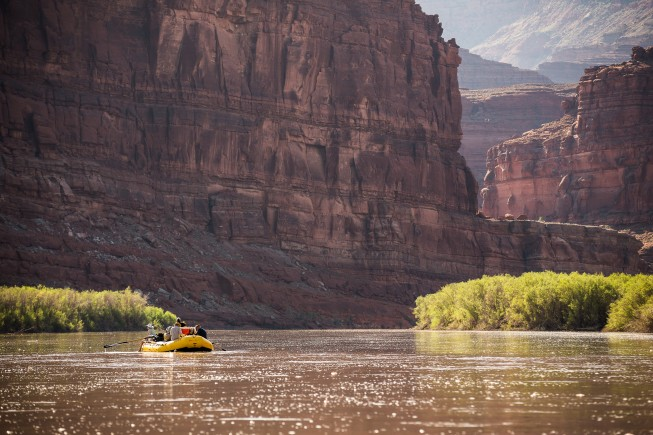 6 Spectacular Rafting Trips That Are in the Desert