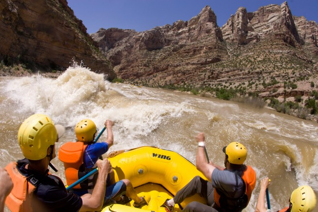 6 Spectacular Rafting Trips Through the Desert
