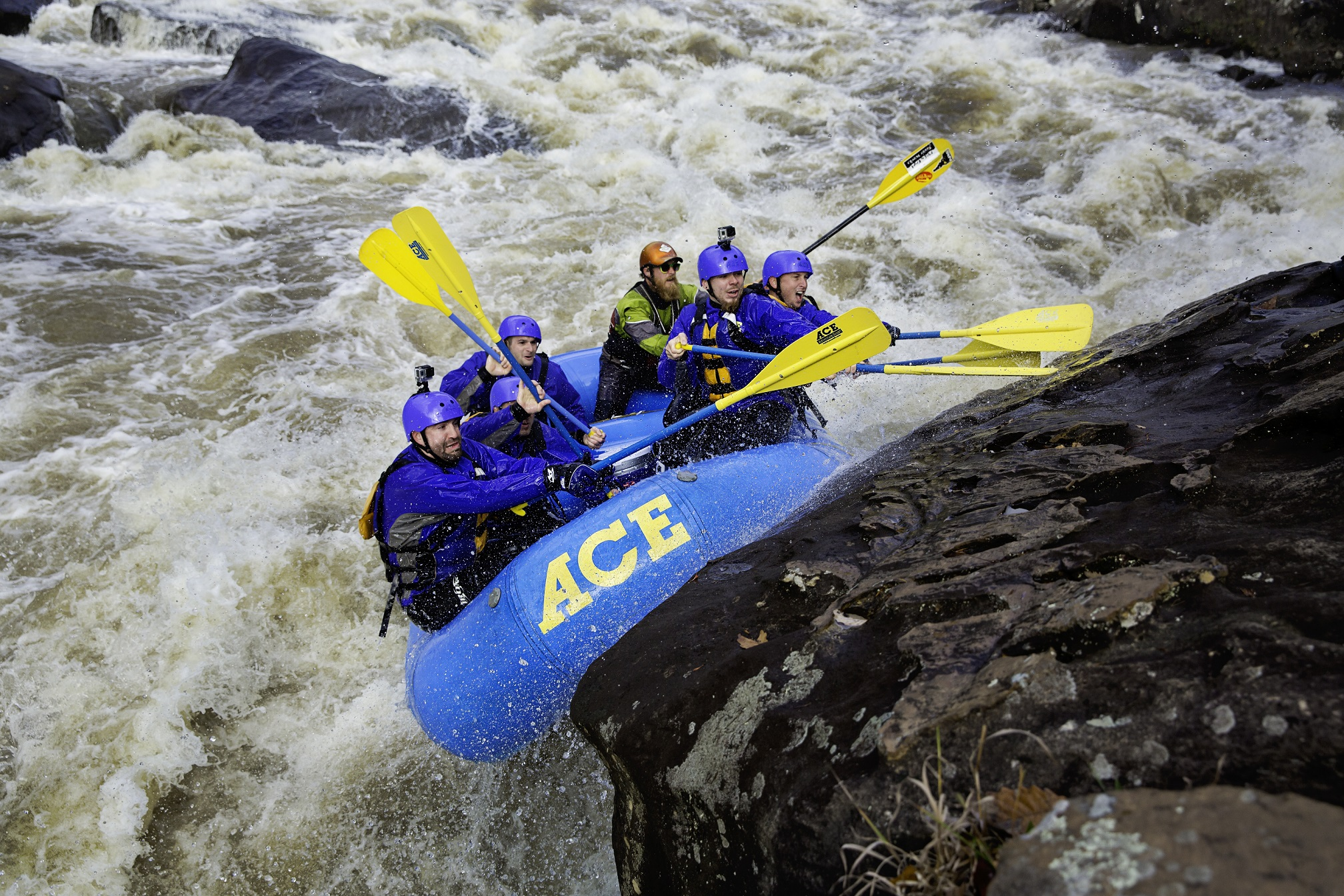 10 Of The World S Most Notorious Whitewater Rapids