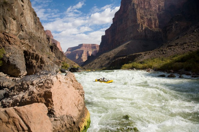 Lava Falls, Grand Canyon Rafting