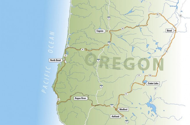 An Oregon Road Trip That Has Everything