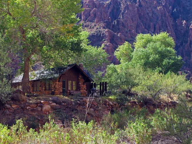 Phantom Ranch | Best Whitewater Lodges in the World