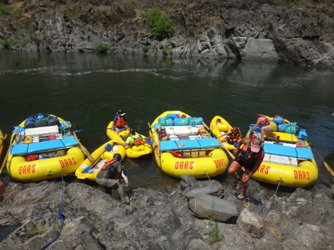 Packing for Family Rafting Trips Made Easy