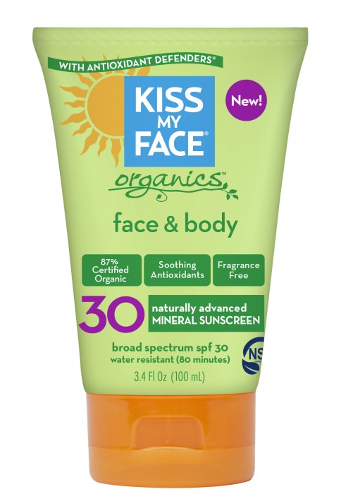 The Best Eco-Friendly Sunscreens | Kiss My Face