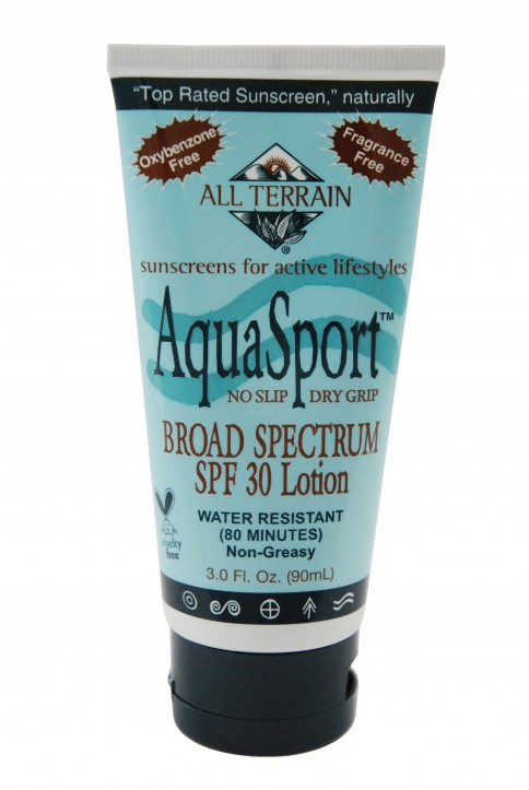 The Best Eco-Friendly Sunscreens | AquaSport SPF 30 3oz Lotion