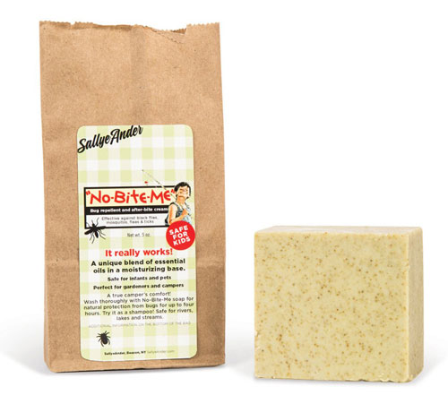 """Soaps That are Good for the Environment (and Your Body Too!)   SallyeAnder """"No-Bite-Me"""""""