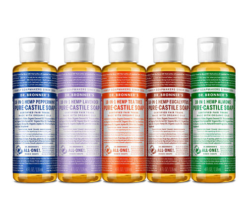 Best Eco-friendly Soaps   Dr. Bronner's