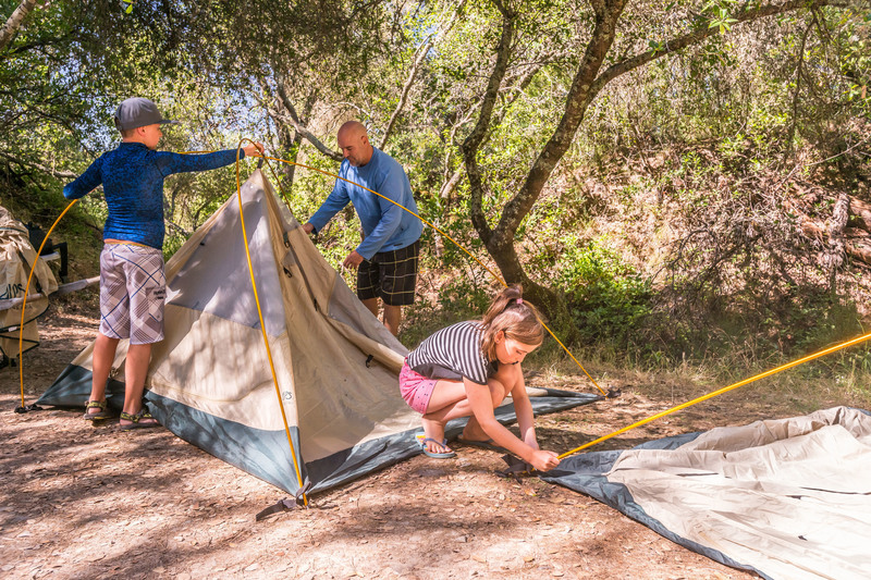 The Golden Rules of Camping Etiquette | OARS