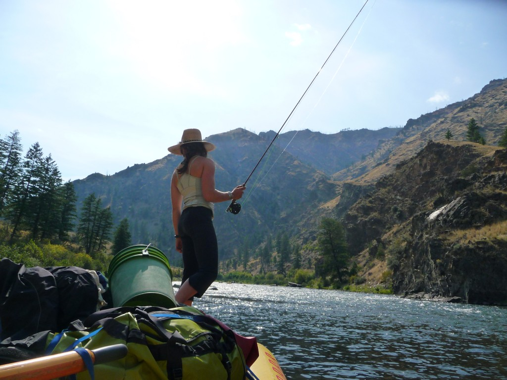 Reel women fly fish for Fly fishing flys