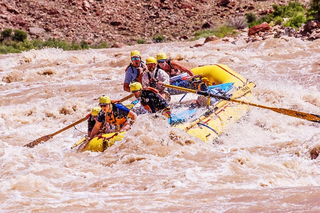 Cataract Canyon rafting | Photo: James Kaiser