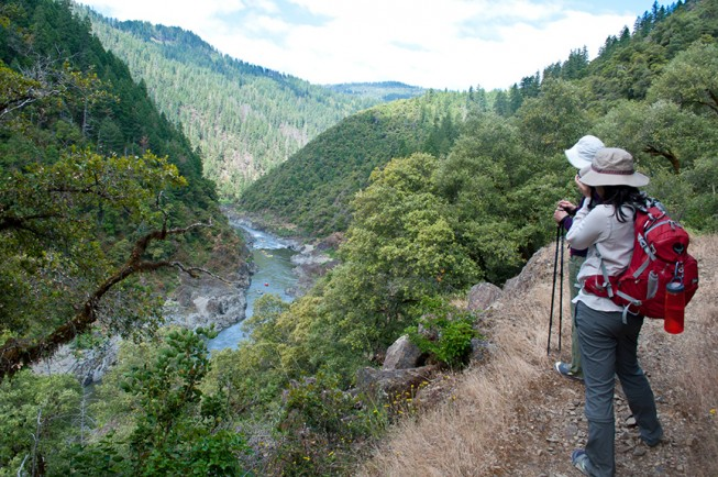 Oregon Hiking: Rogue River Trail | Photo: Tony Gower