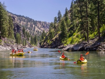 Main Salmon River Rafting Trip | Photo: James Kaiser