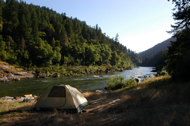 Oregon Hiking: Rogue River Trail