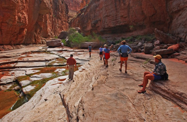 Best Grand Canyon River Hikes: National Canyon