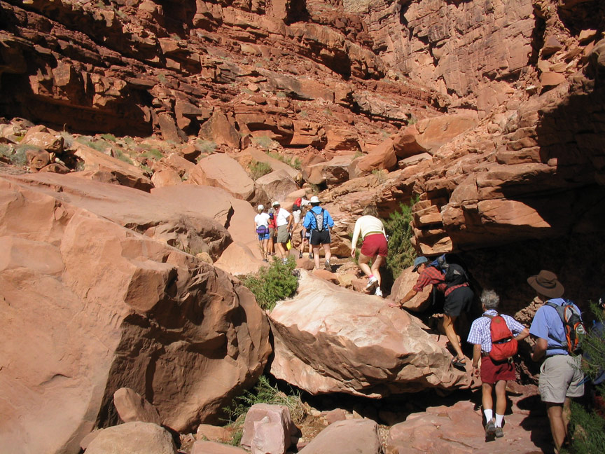5 Of The Best Grand Canyon River Hikes Oars
