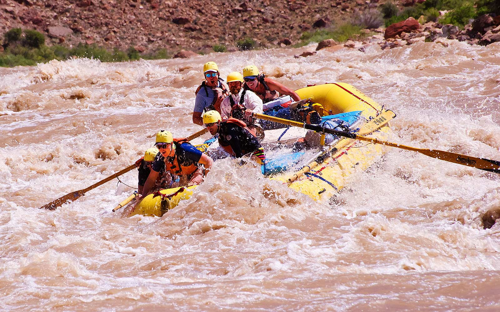100 Become A Whitewater Raft Guide Exciting White Water
