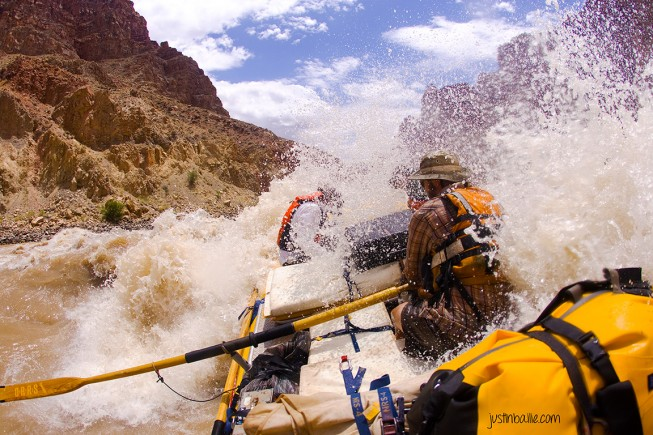 Budget-friendly Alternative to the Grand Canyon: Cataract Canyon Rafting Trip | Photo: James Kaiser