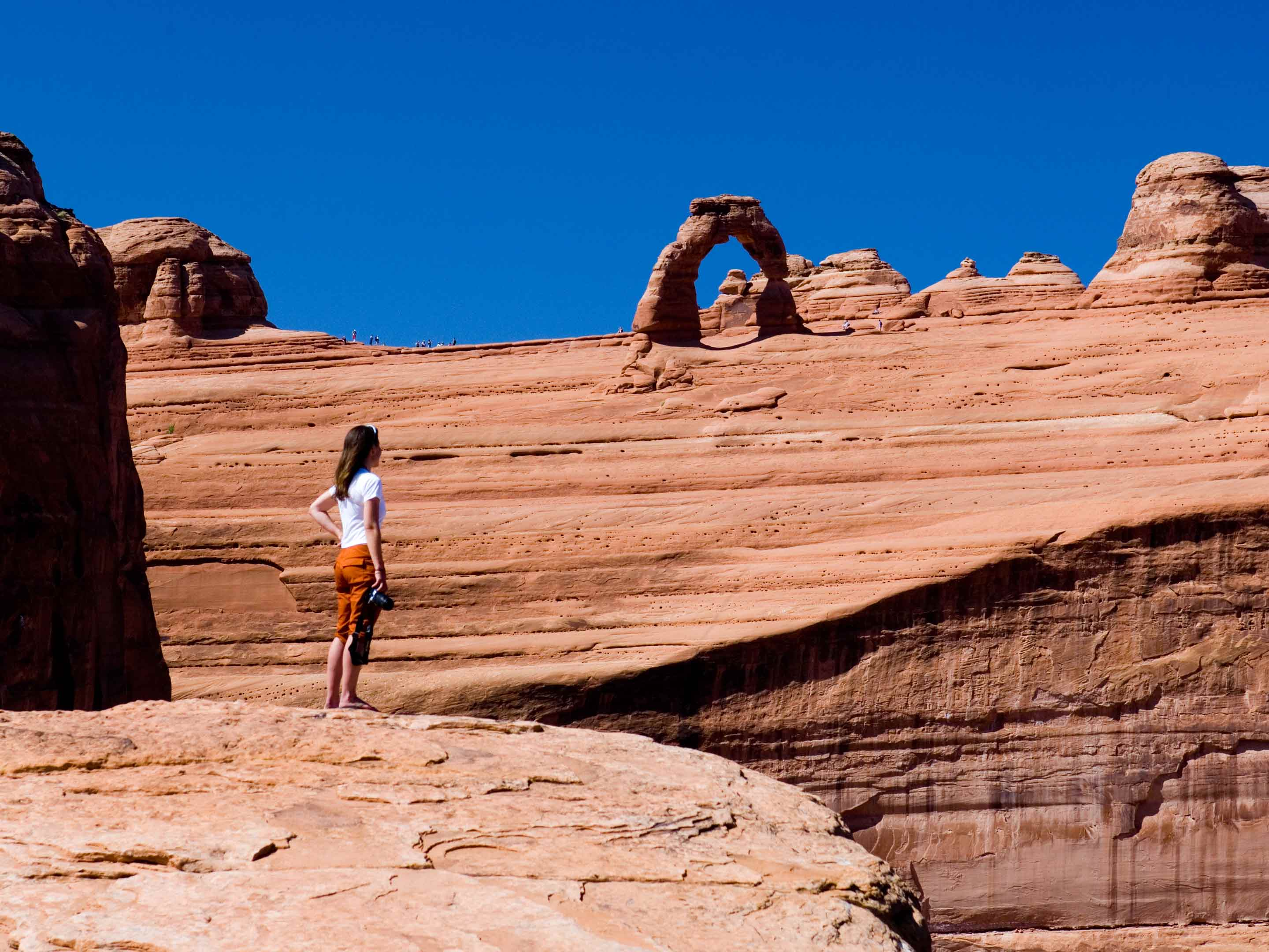 Half Day Arches National Park Guided Tour with O A R S