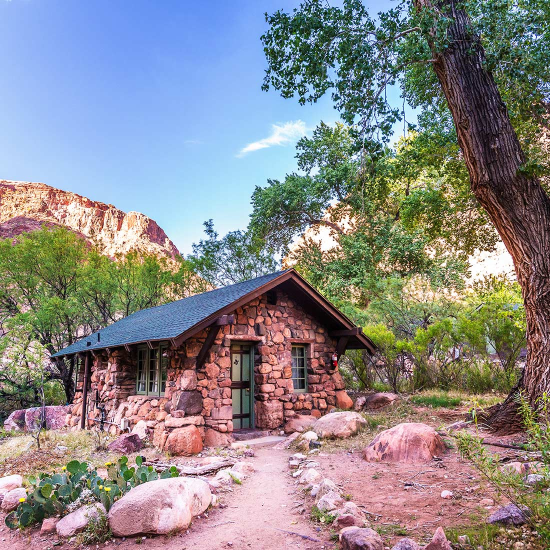 Phantom Ranch Cabin