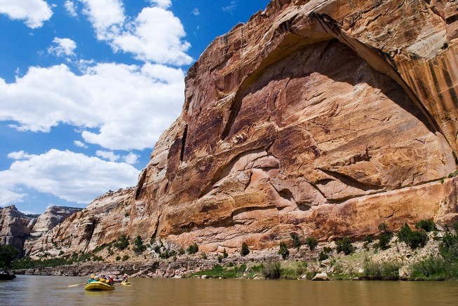 Budget-friendly Alternative to the Grand Canyon: Yampa River Rafting Trip | Photo: James Kaiser