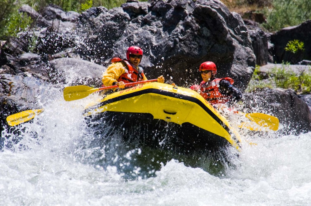 California Rafting | Merced River