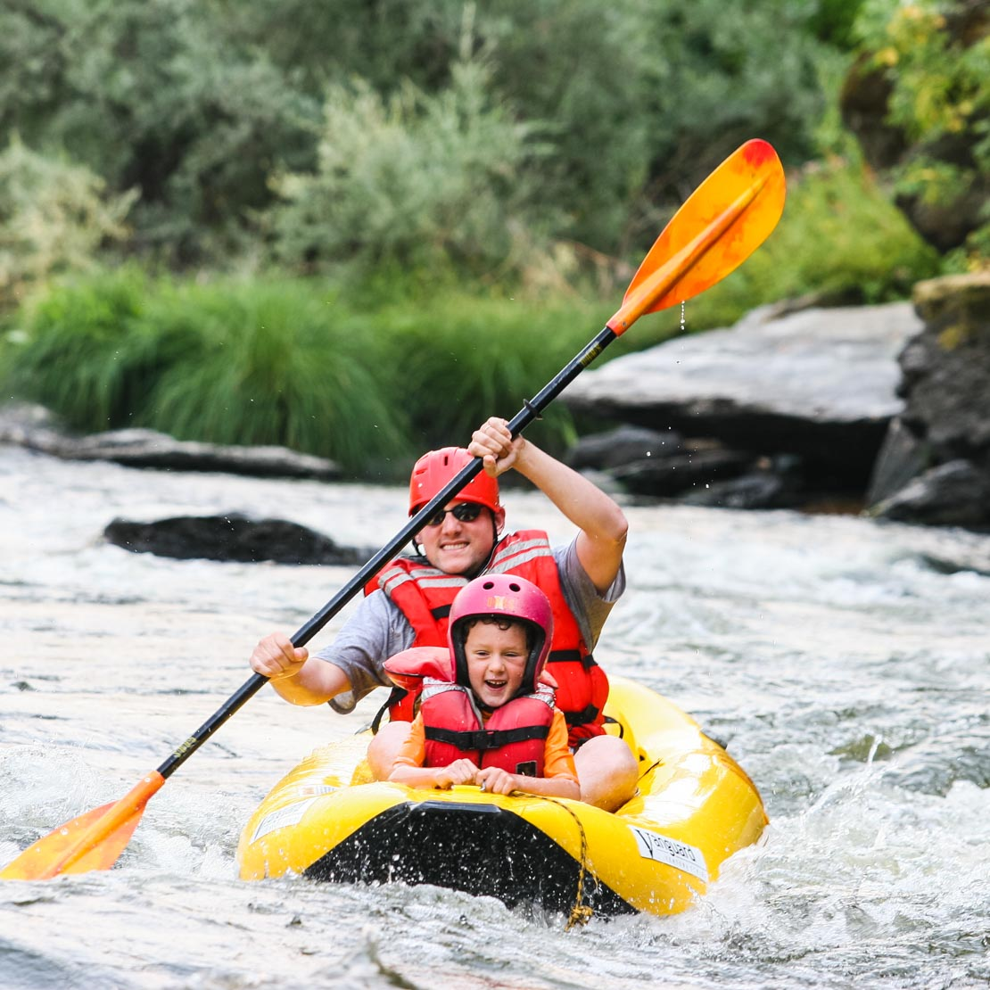 Family Adventure Vacations  OARS