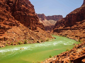 Rafting the Grand Canyon. Grand Canyon National Park