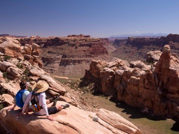 Doll House Hike, Canyonlands National Park