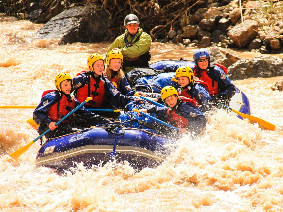 Morocco Whitewater Rafting
