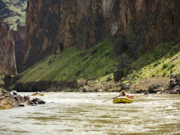 Owyhee Canyonlands River Rafting
