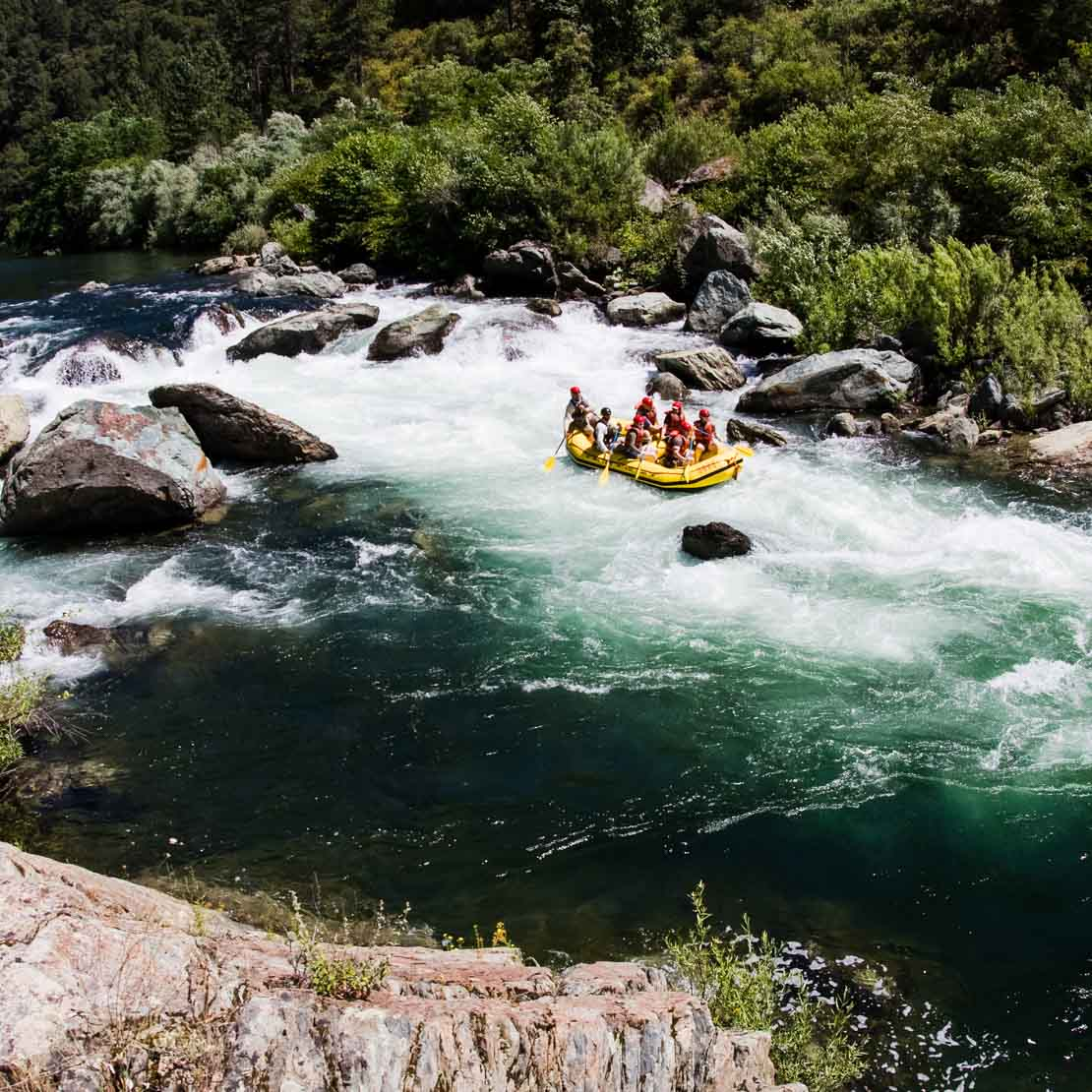 Private And Charter Whitewater Rafting