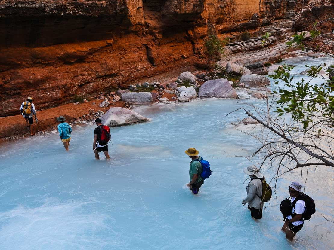 Seven Whitewater Wonders Grand Canyon