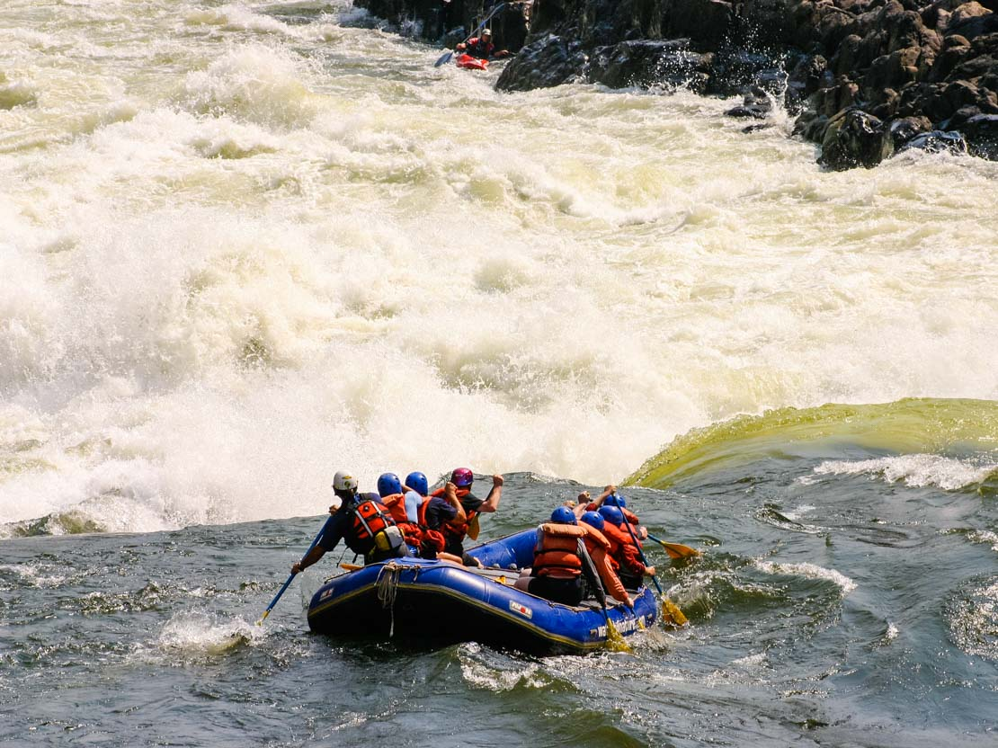 Seven Whitewater Wonders Zambia