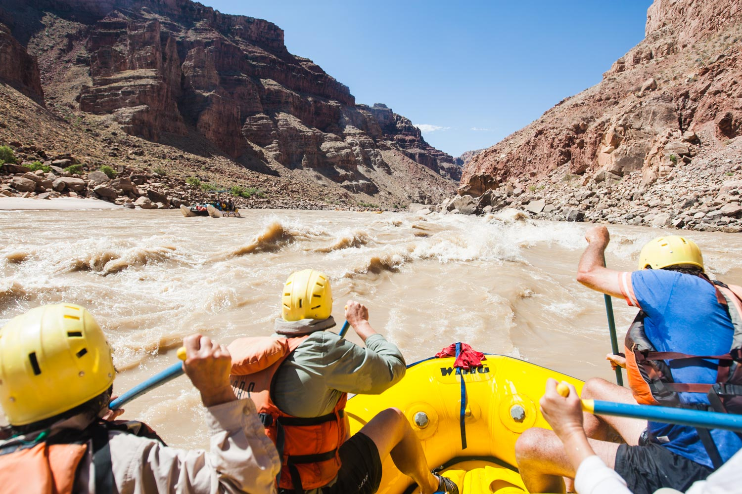 the memorable adventure on the colorado river We make every effort to bring you a memorable adventure while wild west voyages reserves the right to cancel a trip at colorado river adventures.