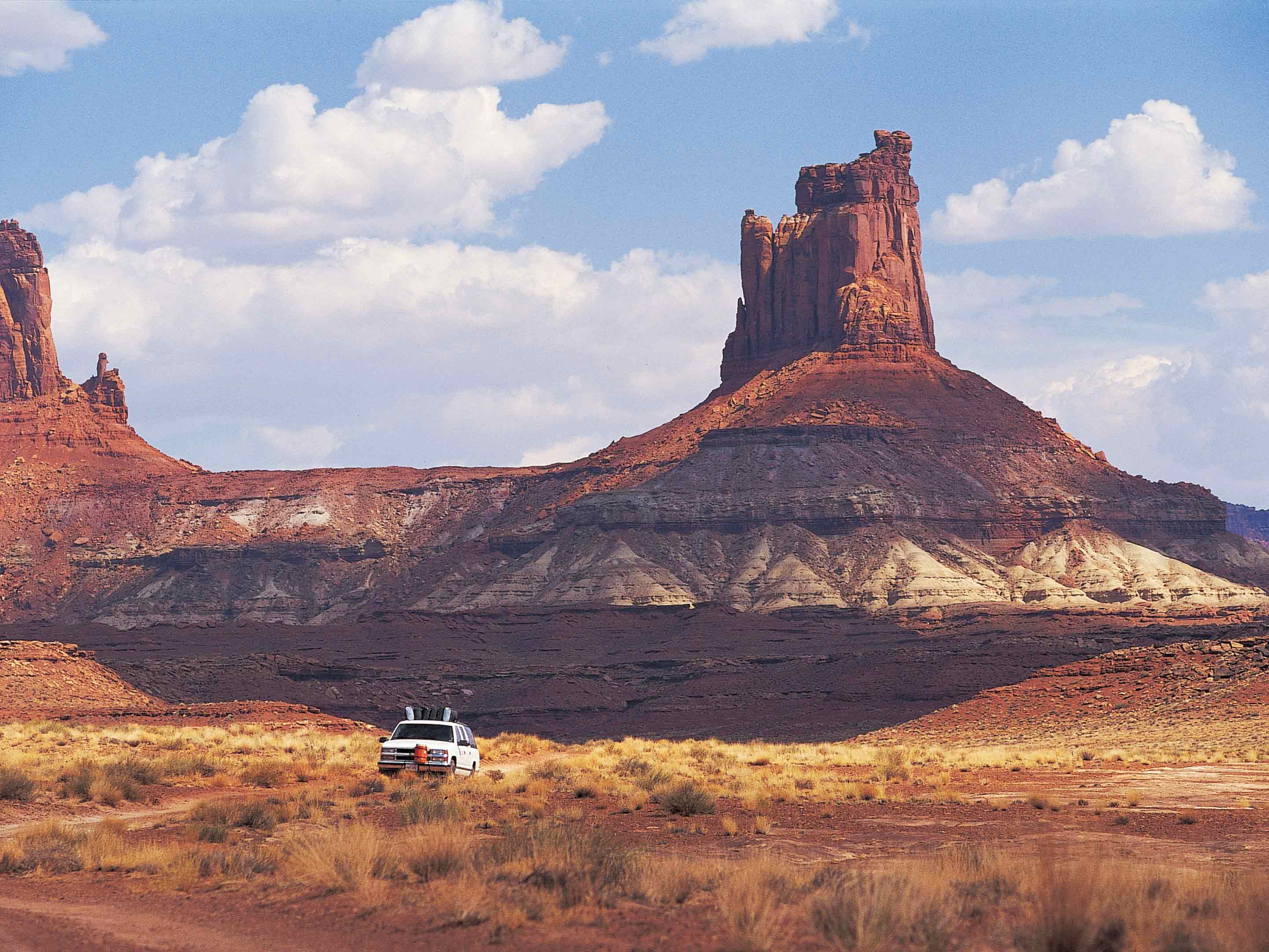 Canyonlands & Arches National Park Guided Tour with OARS