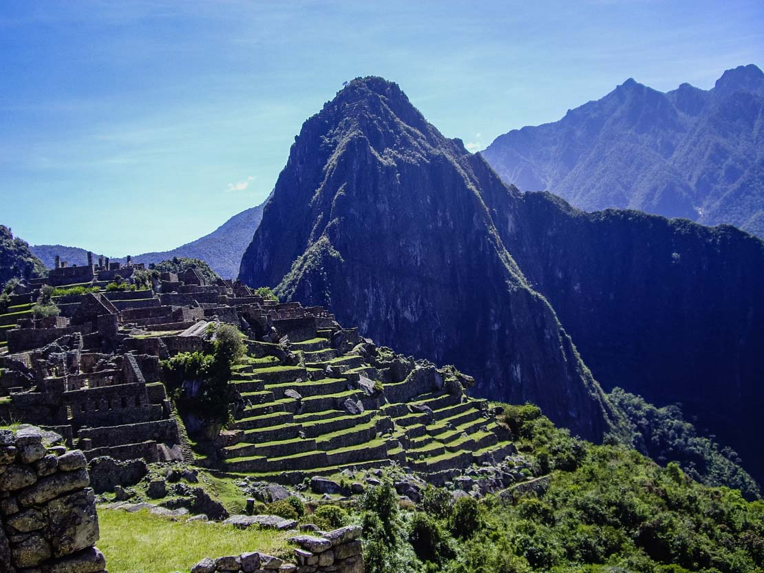 World Heritage Sites Peru