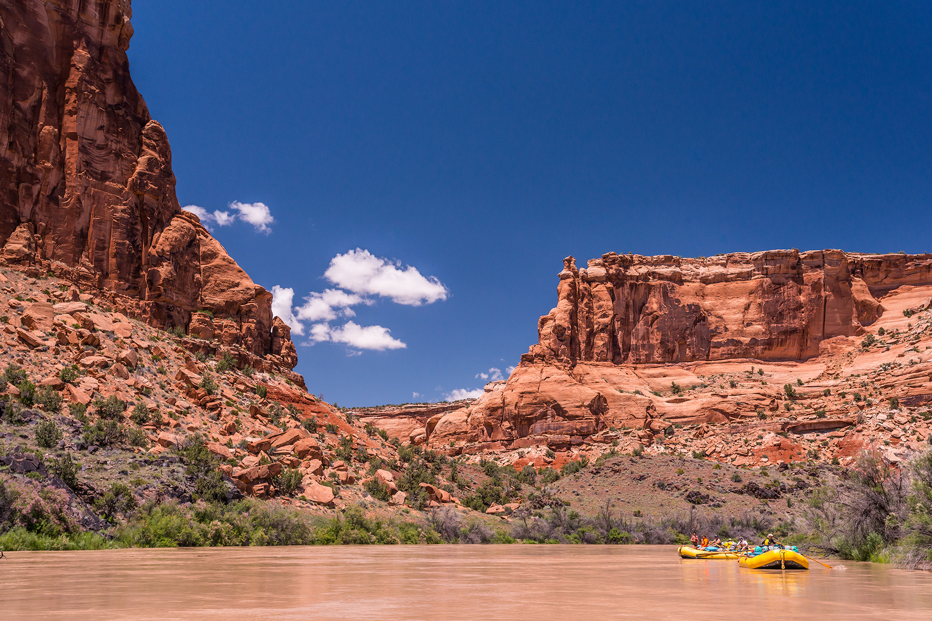 River trip through Westwater Canyon | Photo: James Kaiser