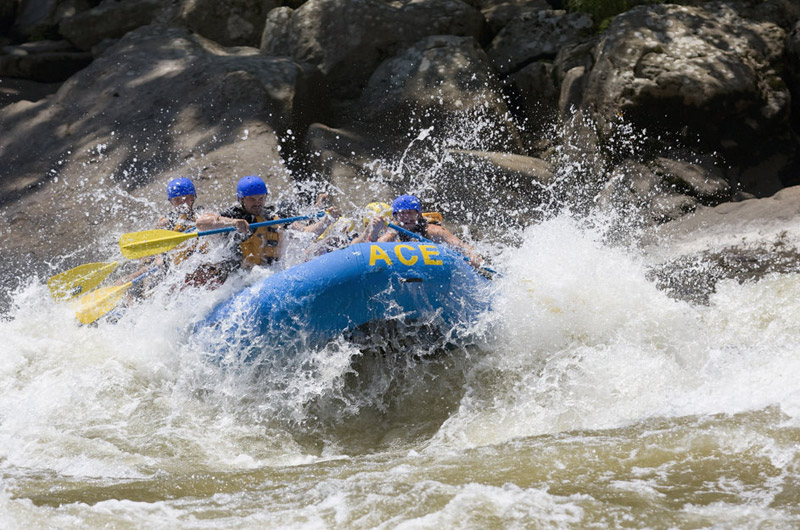 Best National Parks for Whitewater Rafting