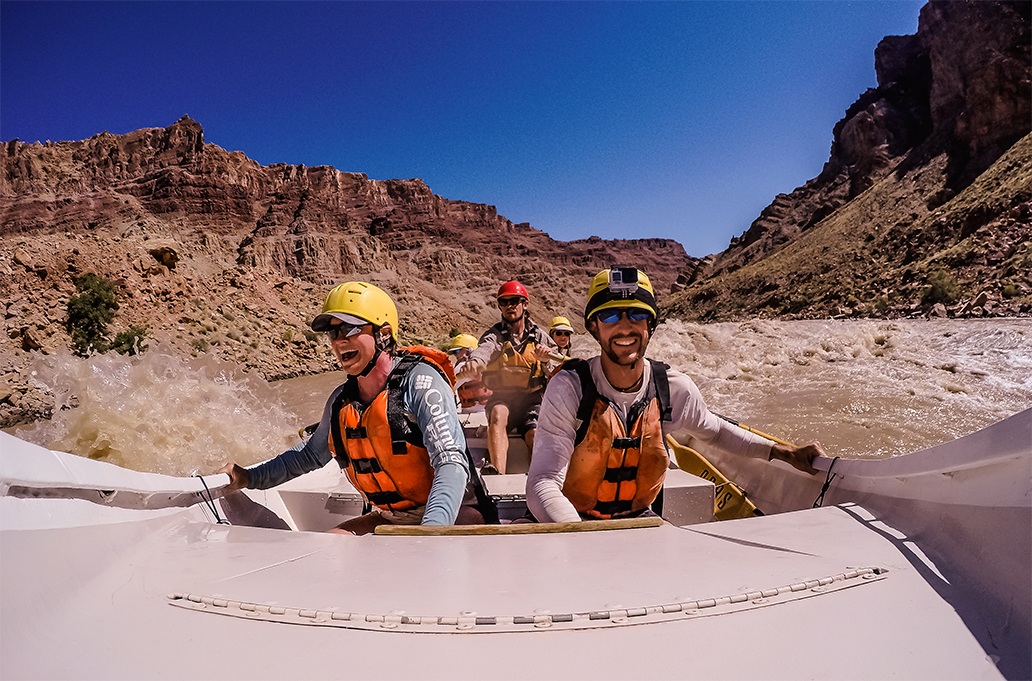 Beyond the Grand Canyon: Best Dory Trips in the West - Cataract Canyon, Utah | Photo: James Kaiser