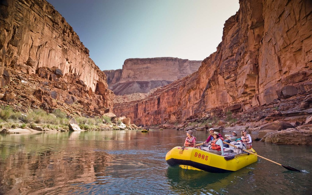 An Insider's Guide to Packing for a Grand Canyon Rafting Trip