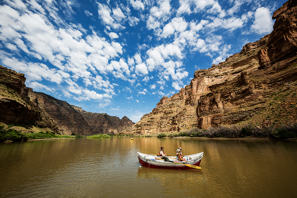 Beyond the Grand Canyon: Best Dory Trips in the West - Desolation Canyon, Utah | Photo: Whit Richardson