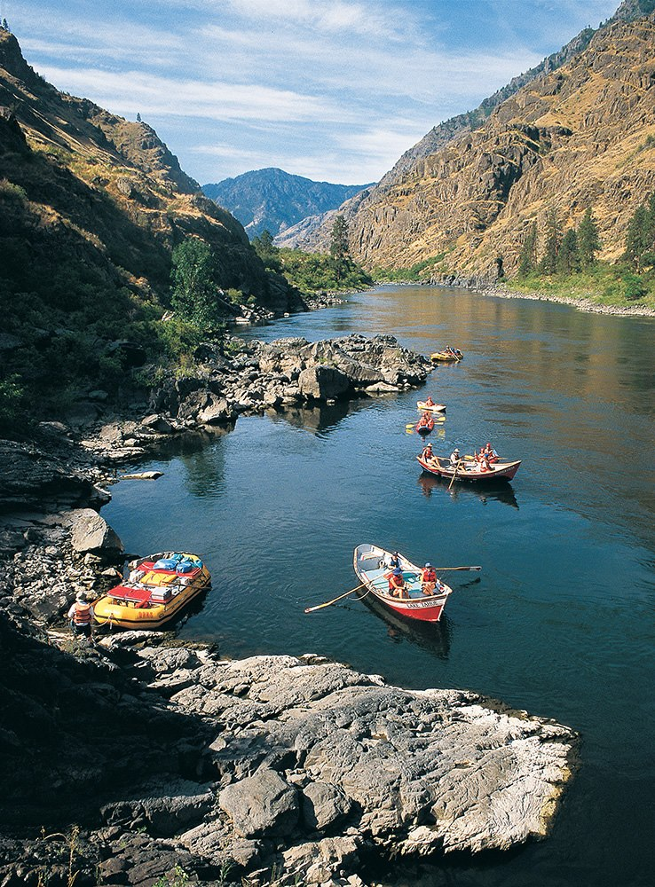 Top Dory Trips in the West | Snake River through Hells Canyon, Idaho