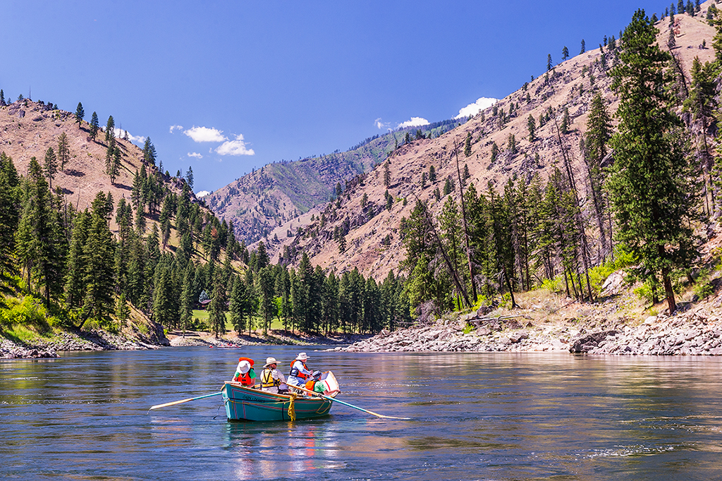 Beyond the Grand Canyon: Best Dory Trips in the West - Main Salmon River, Idaho | Photo: James Kaiser