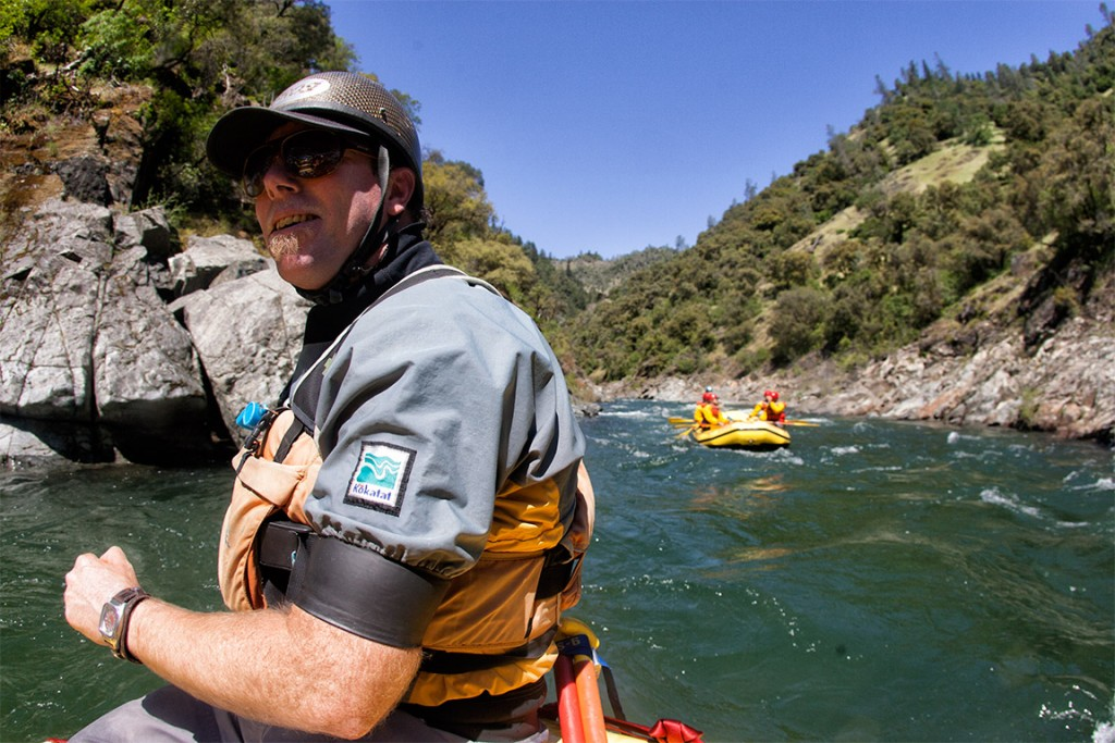 2016 California Rafting Outlook | North Fork American River Rafting