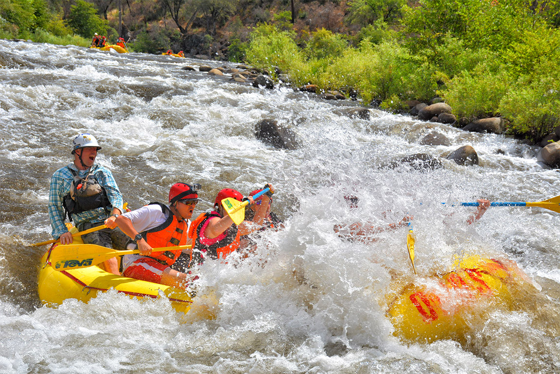 Ready For The Best California Rafting Season In 5 Years