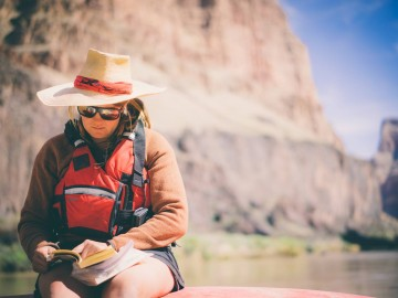 Life After Guiding: Meet Elise Otto, U.S. Forest Service River Patrol | Photo: Scott Ligare