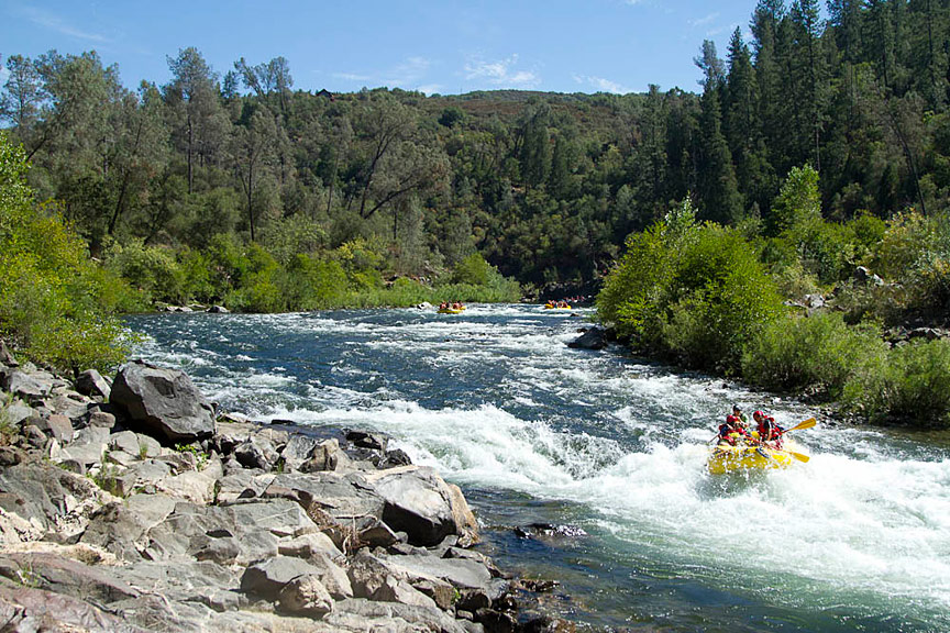 2016 California Rafting Outlook | South Fork American River Rafting
